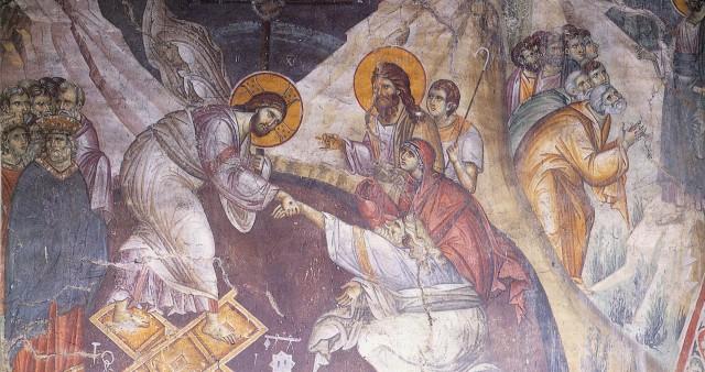 Этот мир держится Любовью Христовой