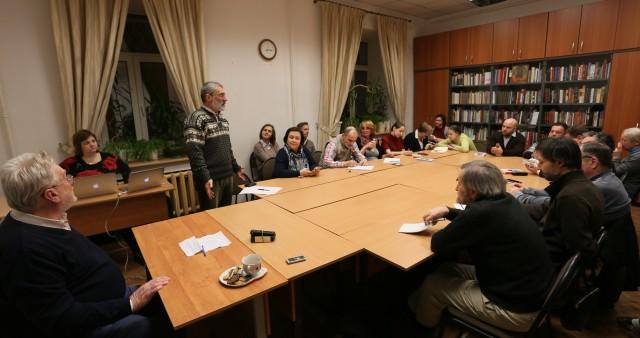 Новые концепции русской истории обсуждали в СФИ