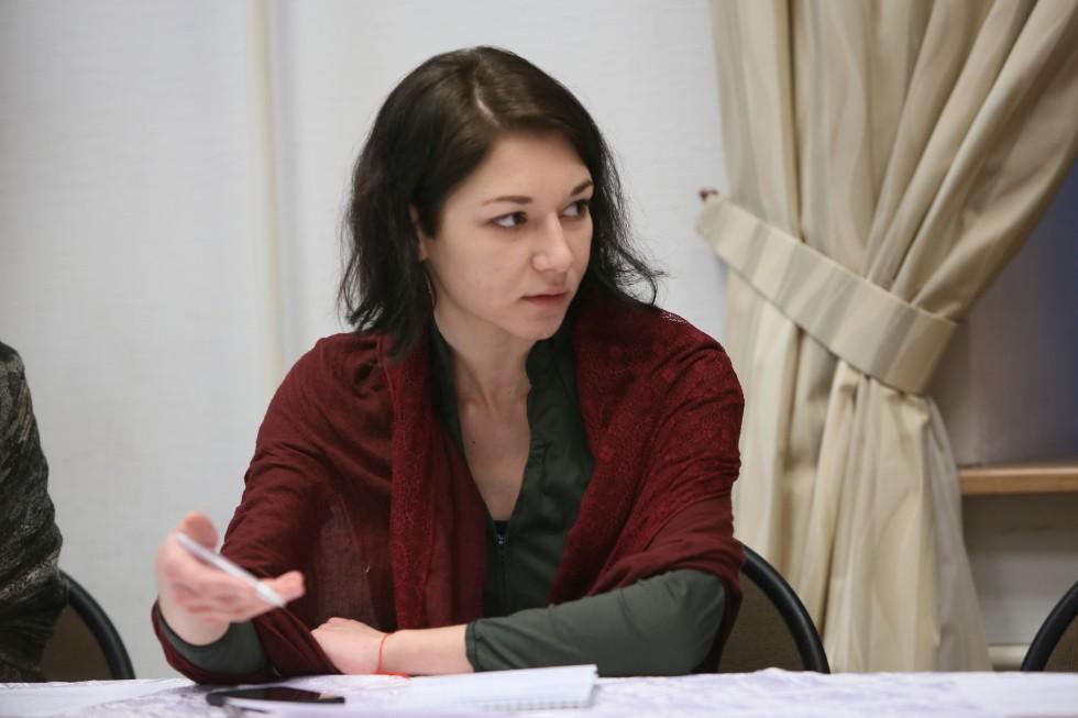 Валерия Александровна Шумкова, преподаватель секции религиоведения департамента философии Уральского федерального университета