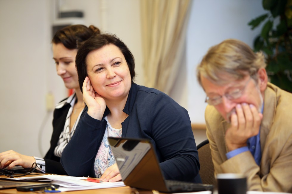 Проректор СФИ по общим вопросам Марина Анатольевна Наумова