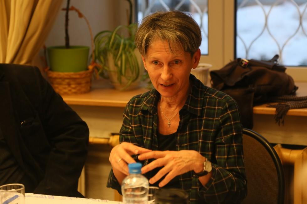 СветланаГеннадьевна Карасёва, кандидат философских наук, доцент кафедры философии культуры Белорусского государственного университета