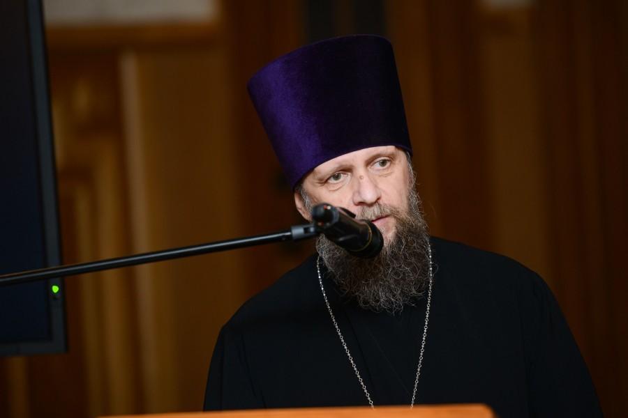 Протоиерей Андрей Изакар, председатель Комиссии по канонизации святых Воронежской епархии