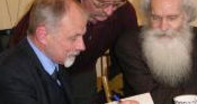Глава издательства «ИМКА-пресс» Никита Струве посетил Томск
