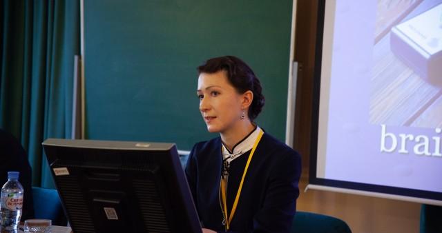 Представители СФИ выступили на конференции в Санкт-Петербурге