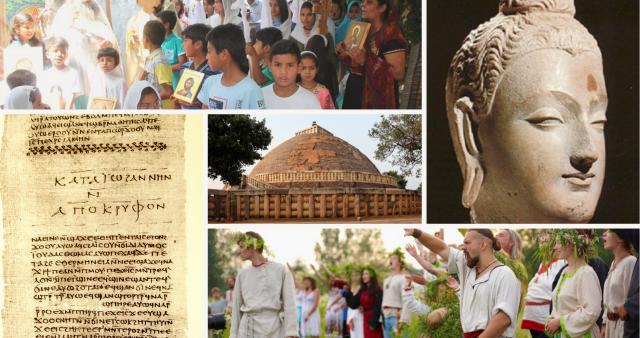 Что может рассказать о буддизме индийское кино