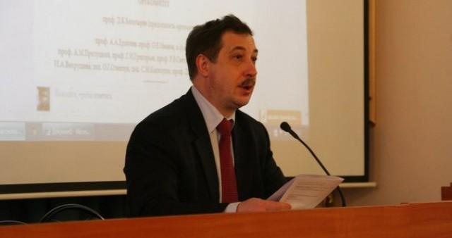 Приветствие ректора Русской христианской гуманитарной академии