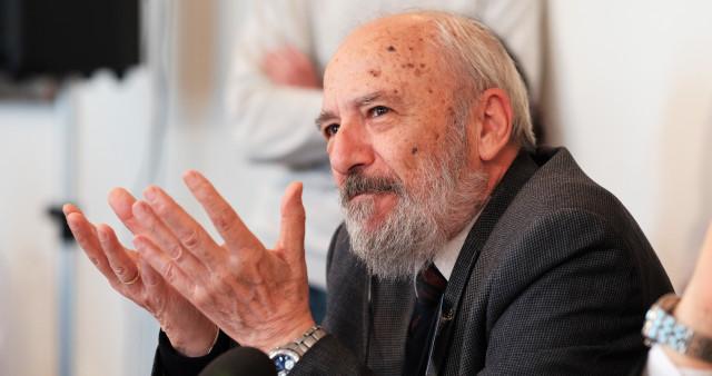 Профессор Петрос Василиадис вошел в число попечителей СФИ