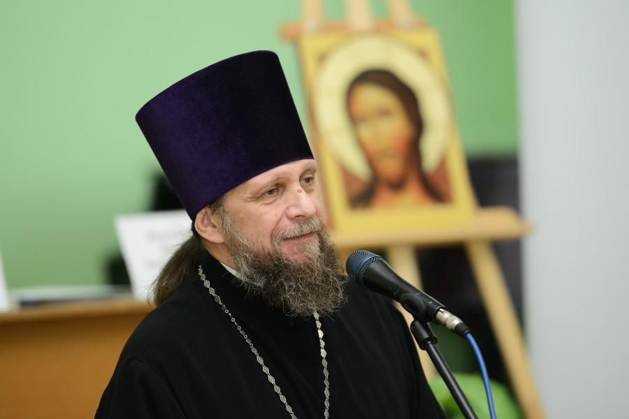 Протоиерей Андрей Изакар