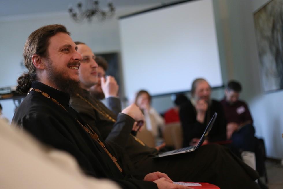 Иеромонах Димитрий Першин, глава Миссионерской комиссии при Епархиальном совете города Москвы
