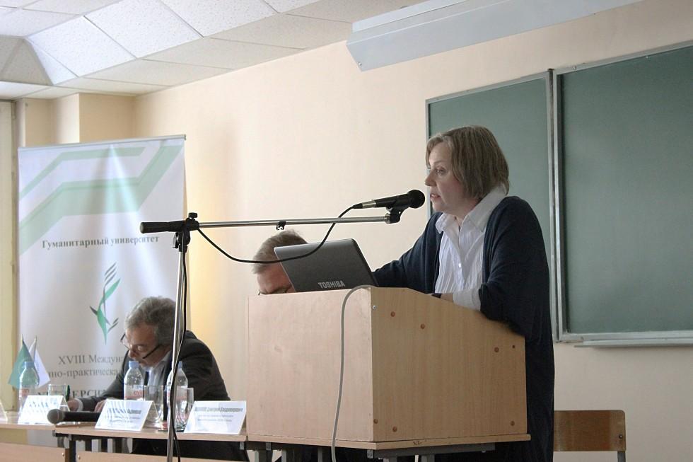 Галина Андреевна Брандт,доктор философских наук, заведующая кафедрой социально-гуманитарных дисциплин Гуманитарного университета