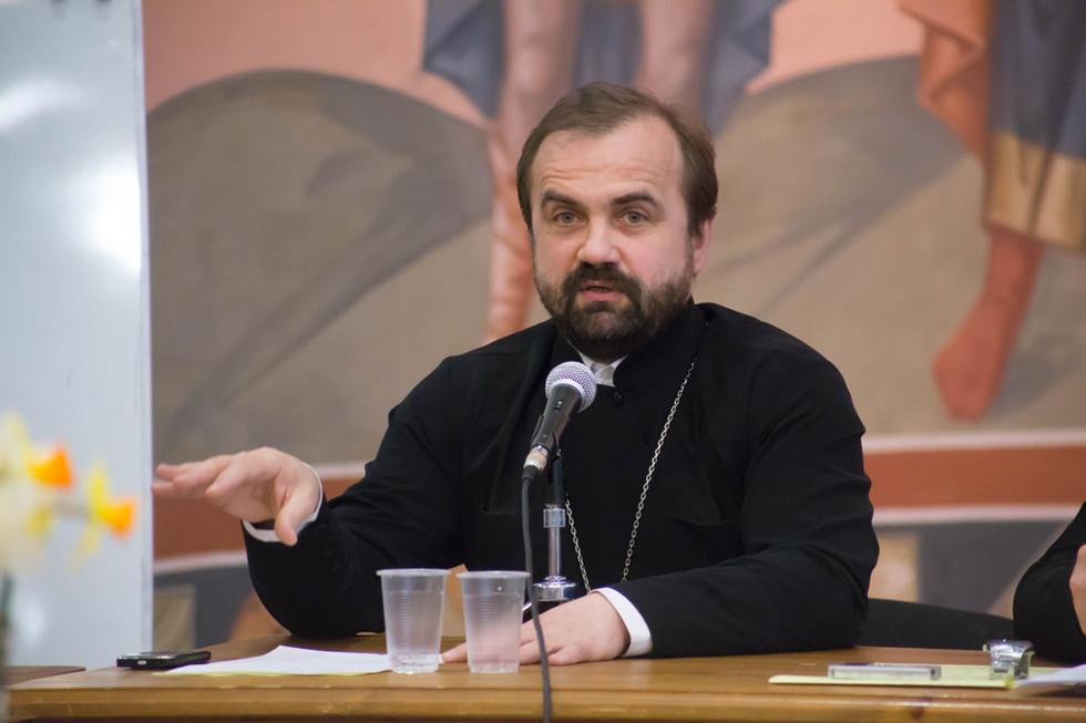 Протоиерей Александр Сорокин, настоятель Феодоровского собора