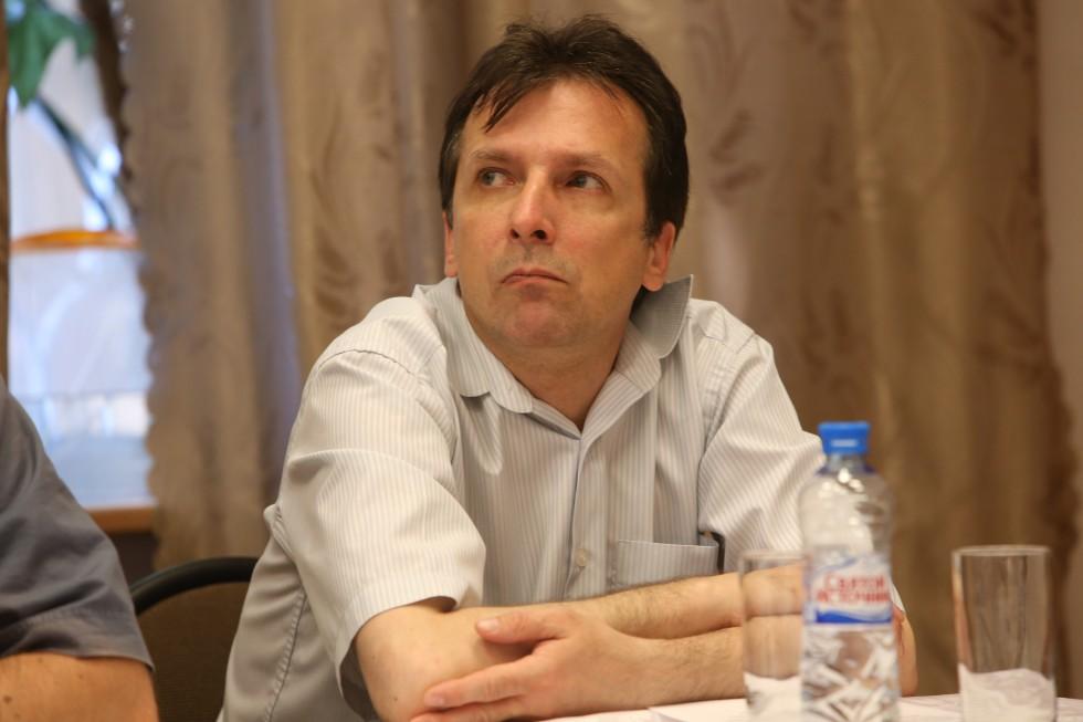 Сергей Викторович Щербак, заместитель декана факультета религиоведения СФИ