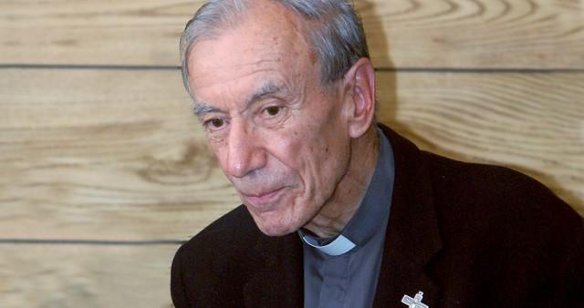 Скончался богослов и социолог дон Патрик де Лобье