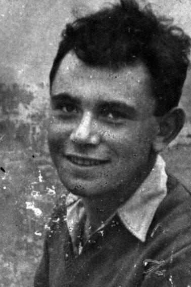 Теодор Шанин на фронте