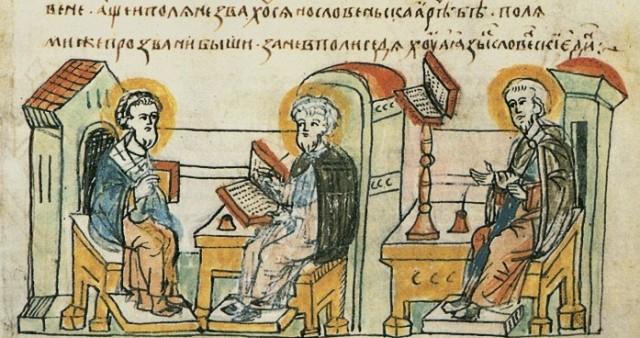 Преподаватель СФИ выступил на Кирилло-Мефодиевских чтениях