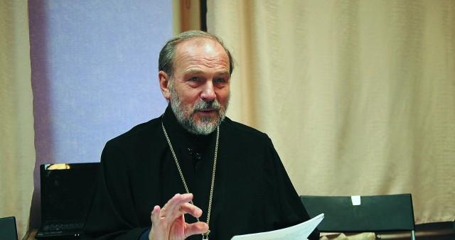Поздравляем попечителя СФИ архимандрита Августина (Никитина)