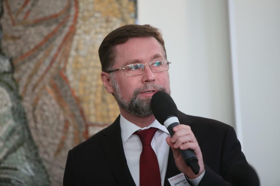 Дмитрий Гасак, председатель Преображенского братства, первый проректор СФИ