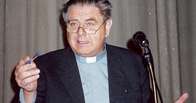 Поздравляем священника Эрнста Христофора Суттнера с 80-летием