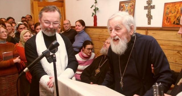 Попечителю СФИ протопресвитеру Виталию Боровому – 90 лет