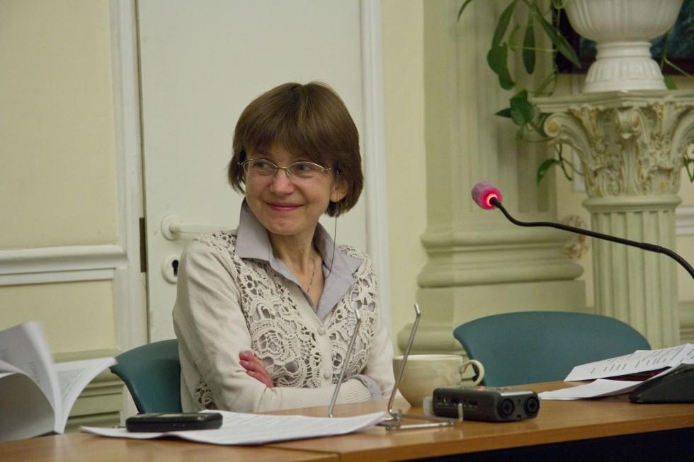 Татьяна Викторова, секретарь редакции «Вестника»