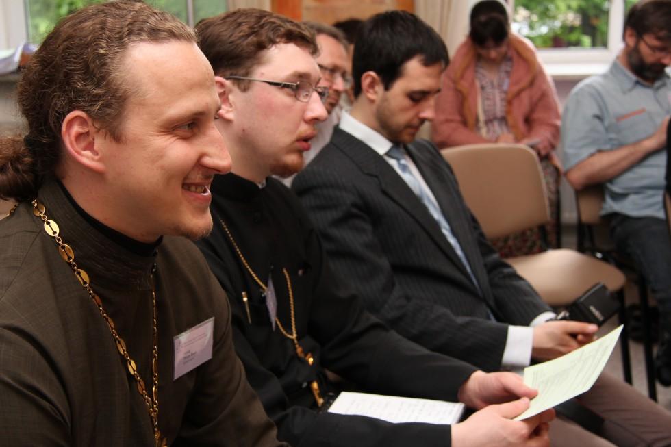 заведующий кафедрой миссиологии Белгородской православной духовной семинарии