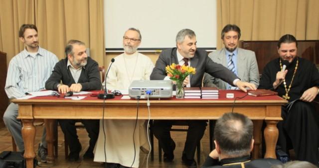 Переводы православного богослужения на русский язык были представлены в Санкт-Петербурге