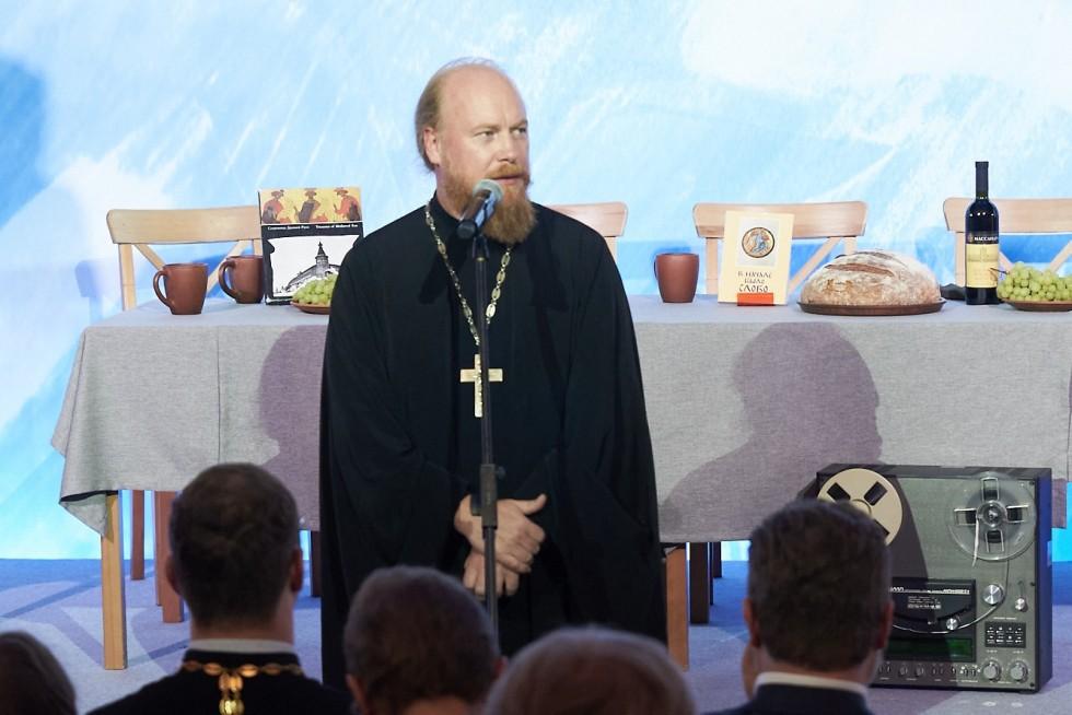 Протоиерей Дмитрий Рощин, руководитель Управления по работе с общественными организациями Синодального отдела по взаимоотношениям Церкви с обществом и СМИ