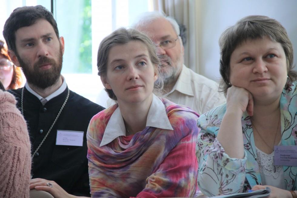 сотрудник Синодального миссионерского отдела РПЦ Протоиерей Алексий Нагорный