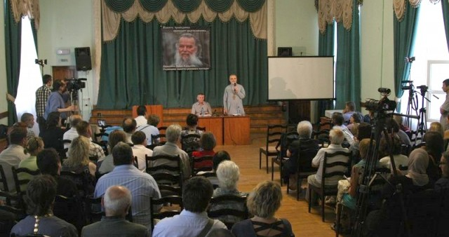 В Пскове начались Дни памяти протоиерея Павла Адельгейма