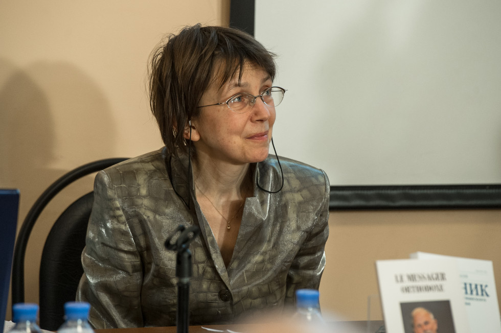 Татьяна Викторова, новый главный редактор журнала «Вестник Русского христианского движения»