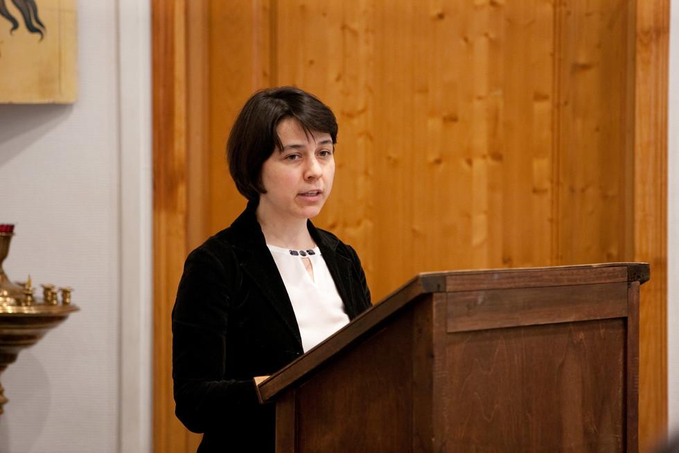 Анна Сафронова