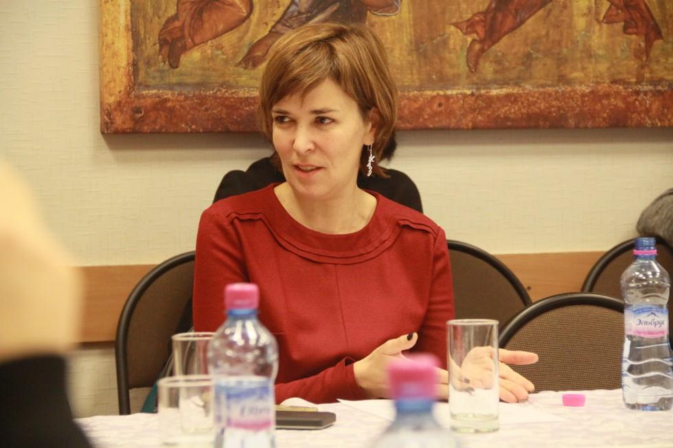 Елена Островская, профессор кафедры теории и истории социологии Санкт-Петербургского государственного университета