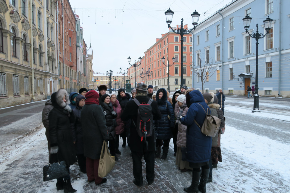 Прогулка по протестантскому Петербургу