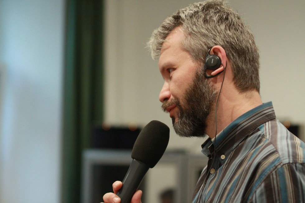 Владимир Якунцев, старший преподаватель СФИ, сотрудник Научно-методического центра по миссии и катехизации