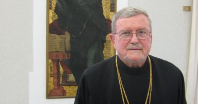 Известный литургист архимандрит Роберт Тафт стал членом попечительского совета СФИ