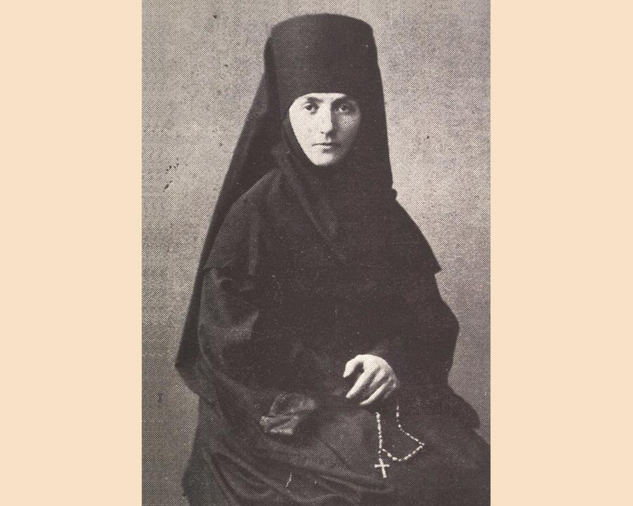 Игуменья Екатерина (Ефимовская)