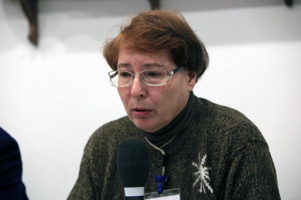 Евгения Токарева, доктор исторических наук, ведущий научный сотрудник, руководитель Центра истории религии и церкви Института всеобщей истории РАН