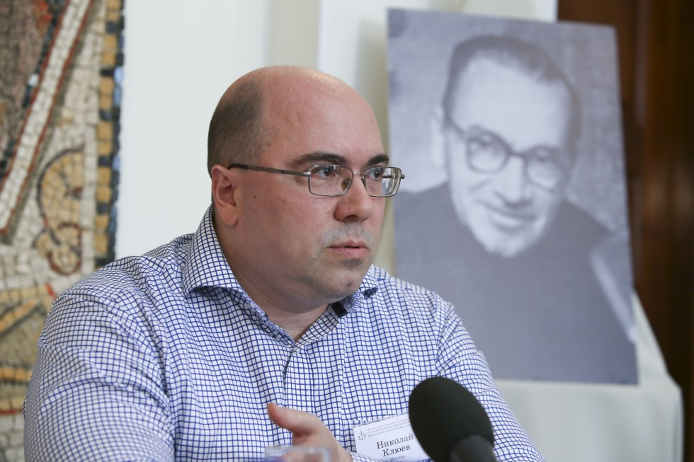 Николай Клюев