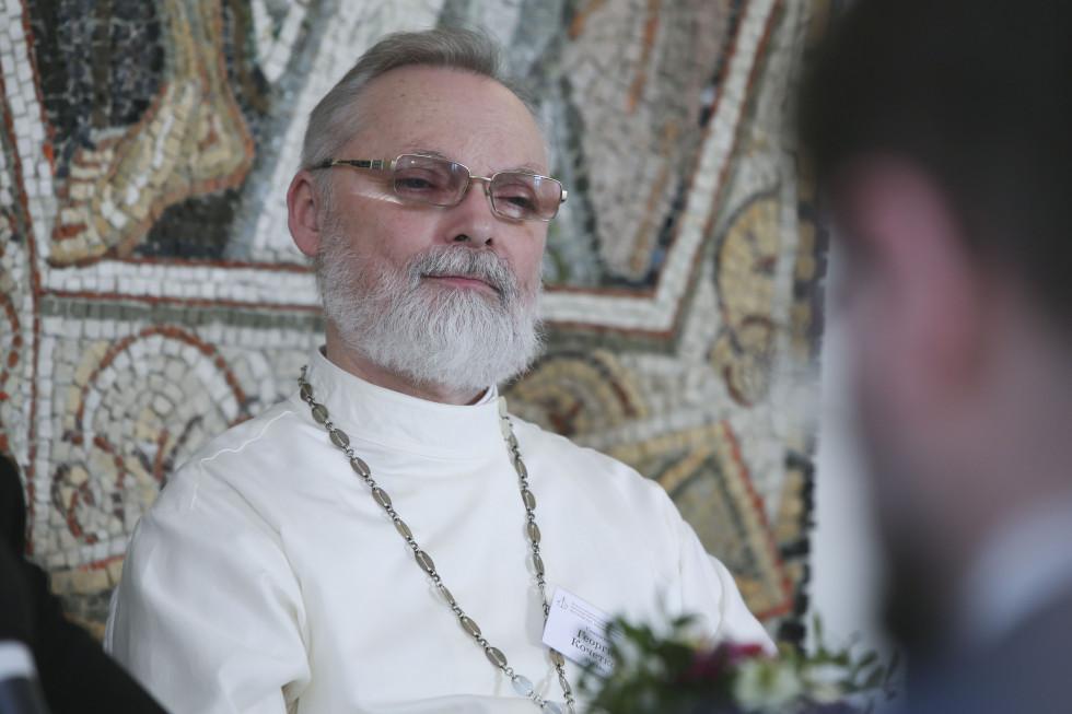 Профессор священник Георгий Кочетков