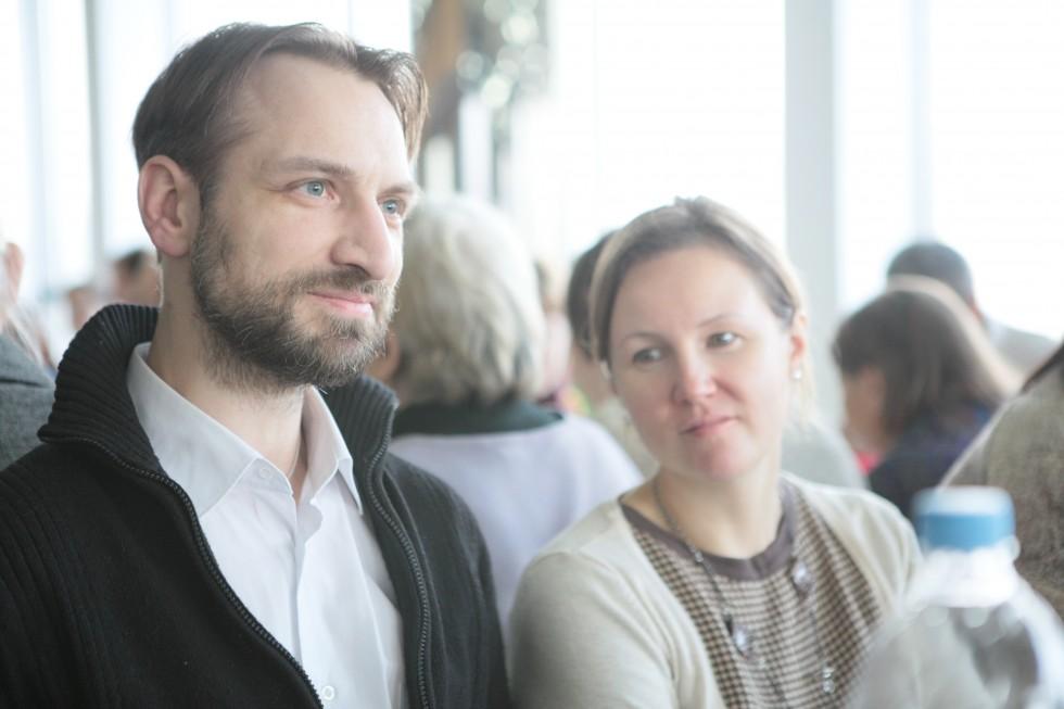 Кирилл и Ольга Мозговы
