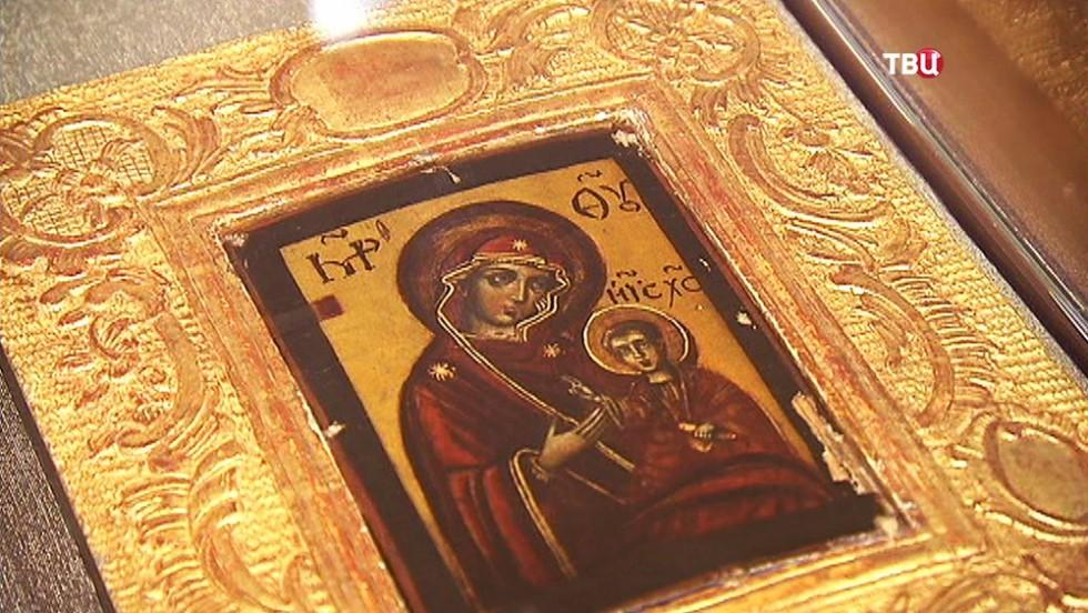 Икона Божьей Матери «Утоли моя печали»