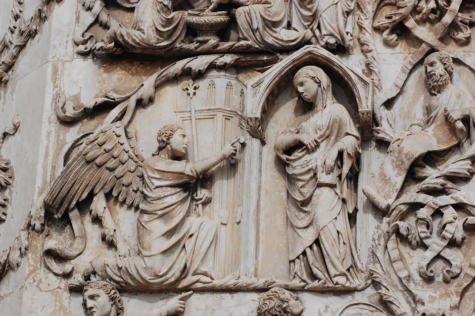 Собор Успения Богородицы в Орвието, Италия