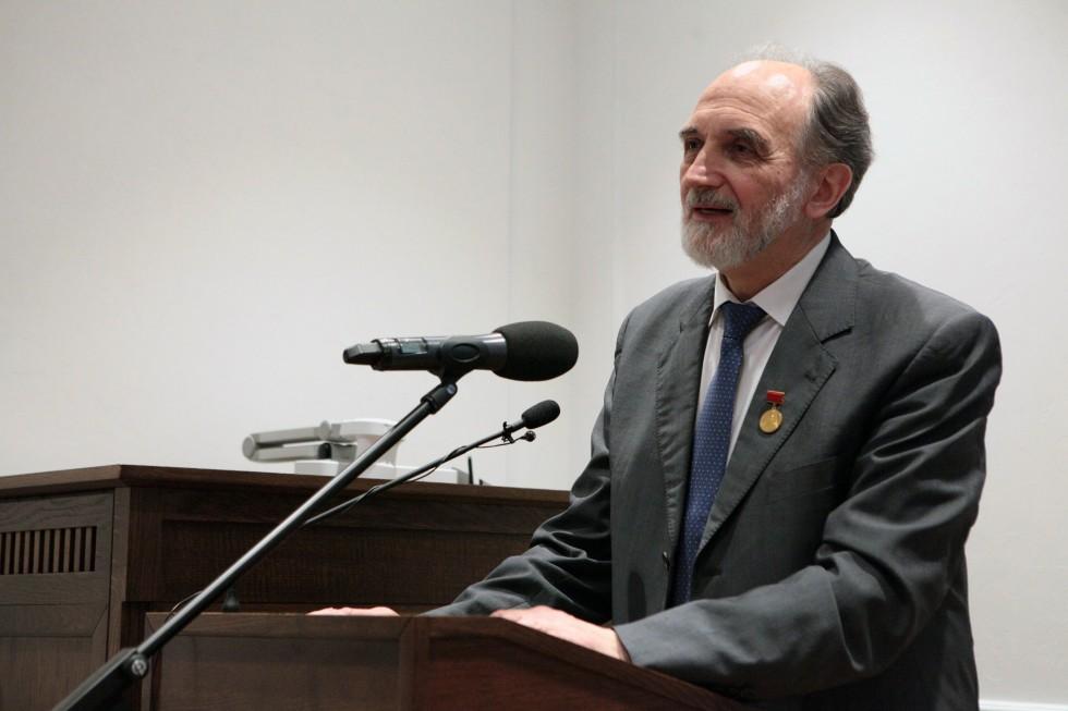 Александр Копировский, кандидат педагогических наук, профессор Свято-Филаретовского института