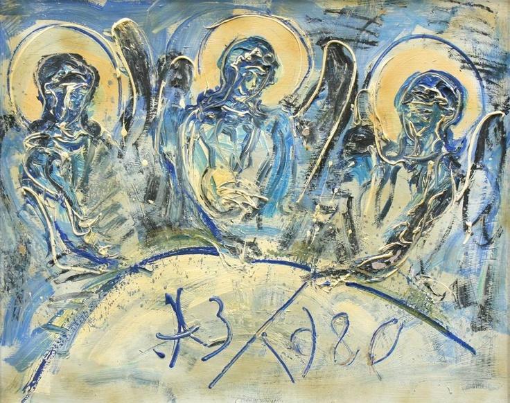 Anatoly Zverev. Trinity