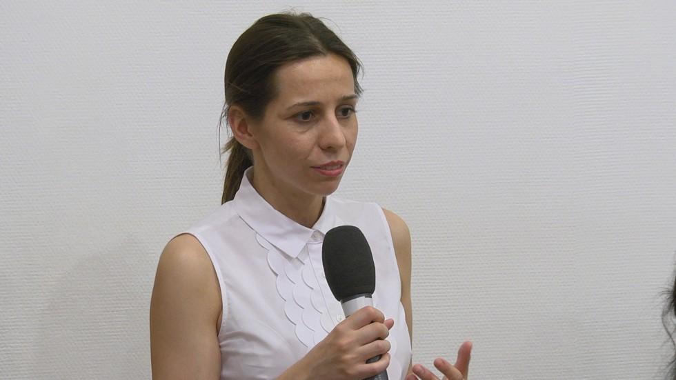 Эсмина Кайибханова, руководитель программы «Обучение и развитие» фонда помощи хосписам «Вера»