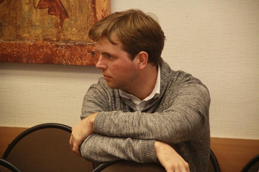 Сергей Бурлака, научный сотрудник Методического центра по миссии и катехизации СФИ