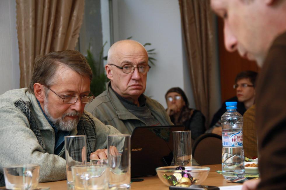 директор Института религиозной педагогики РХГА (Санкт-Петербург) Борис Рашковский