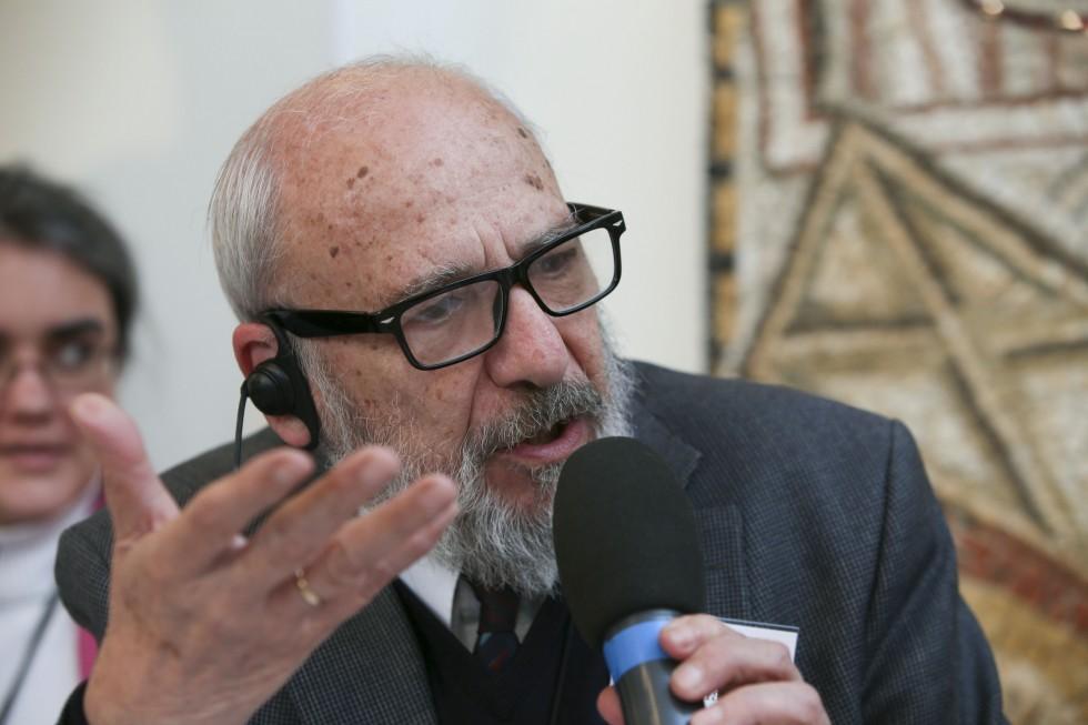Профессор Петрос Василиадис