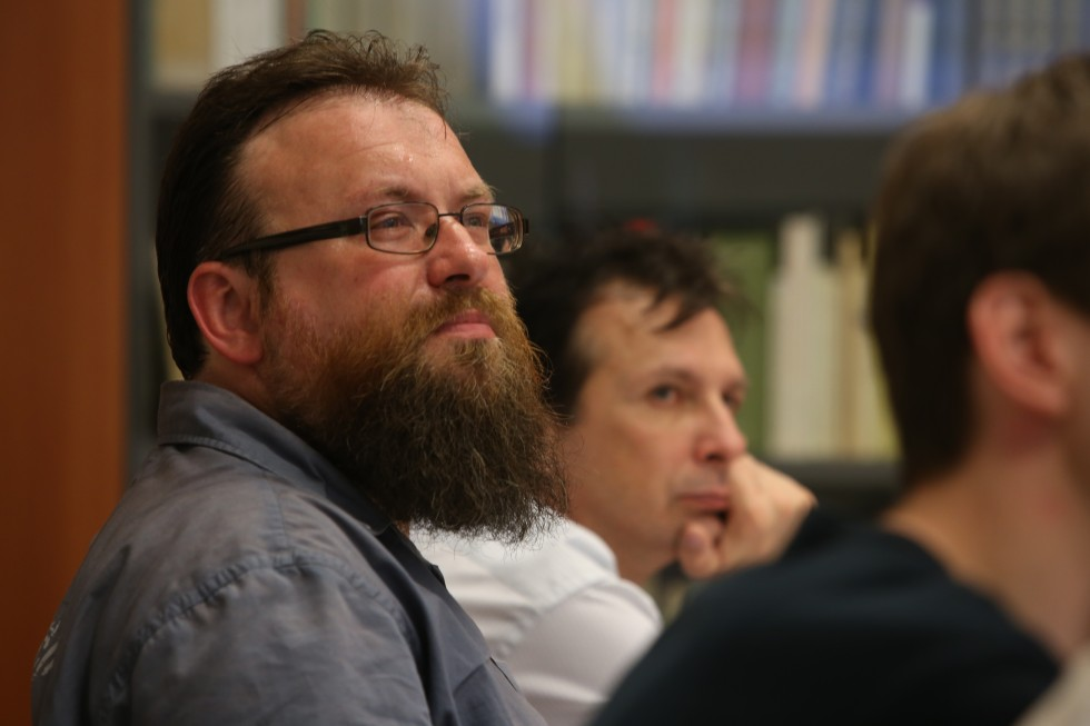 Сергей Иосифович Шатравский, кандидат богословия, проректор Института теологии БГУ