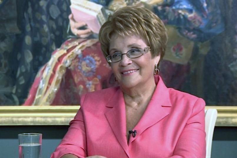 Эльвира Меженная, автор книг о митрополите Иоанне (Вендланде)